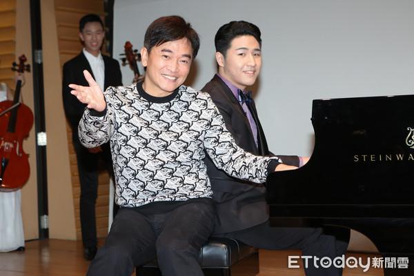 吴宗宪与儿子