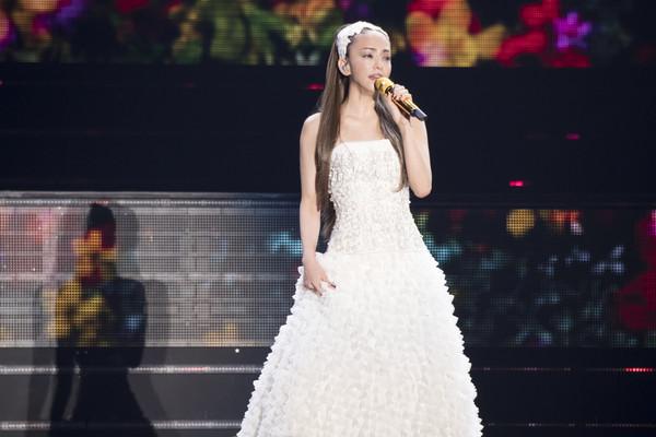演艺生涯剩6天!安室奈美惠泪崩:我没有遗憾了