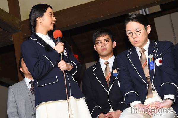 组图:《韦驮天》宣布加盟演员 上白石萌歌为角色增重7KG