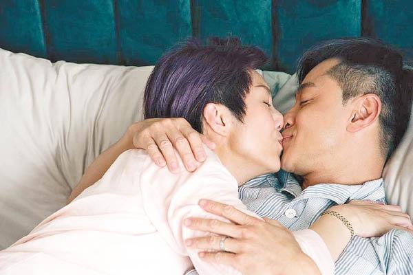 《多功能老婆》将播出 杨千嬅黄浩然吻戏零尴尬