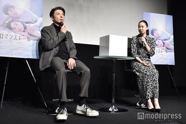 组图:苍井优出席《爱情人偶》试映会 与高桥一生谈婚姻观
