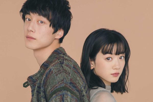 组图:永野芽郁坂口健太郎搭档拍写真 配合默契犹如兄妹