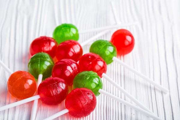 具惠善的减肥秘诀是棒棒糖