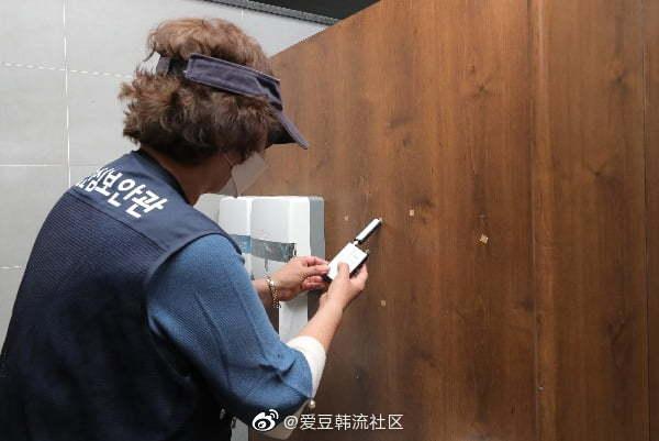KBS女卫生间非法拍摄嫌疑人今日凌晨自首