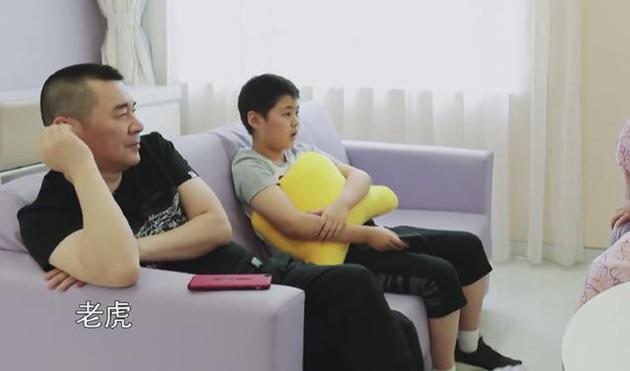 陈建斌与儿子