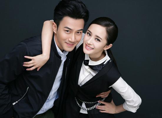 杨幂否认离婚 老公刘恺威直斥传言?#20309;?#32842;的鬼扯