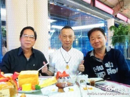 台湾著名制片人杜又陵(又一)因病去世