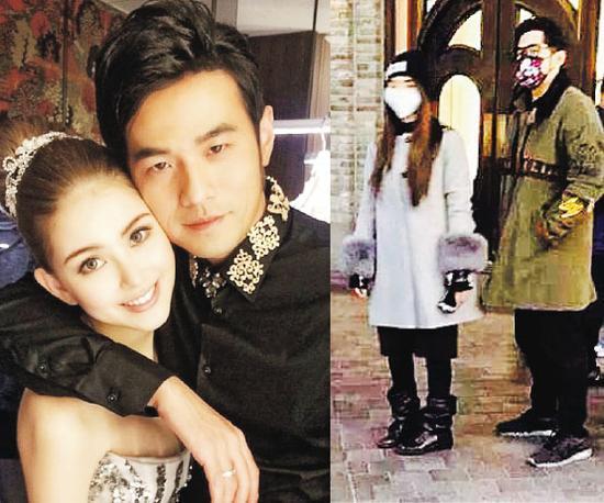 周杰伦与老婆昆凌甜蜜游韩国,虽然两人都戴上口罩,但依然被眼尖的网民认出。