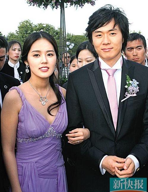 韩佳人宣布已怀孕五个月,结婚十年去年曾流产