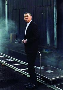 """冯小刚称,""""我就拍点自己喜欢的,不管你们喜欢不喜欢""""。/CFP晨报记者 彭 骥"""