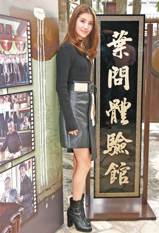 与吴千语谈及李敏镐拍戏 表示不敢拿男友跟对方比