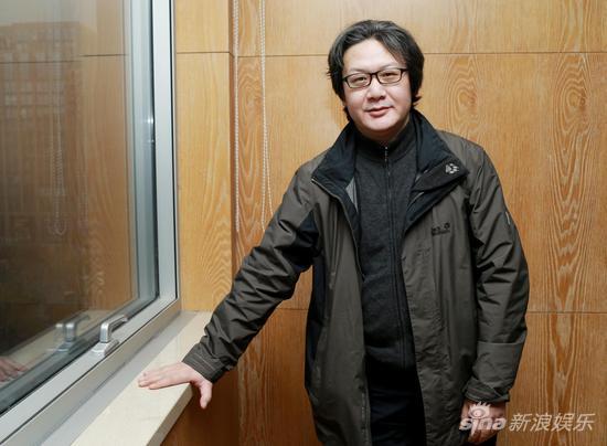徐浩峰对话新浪娱乐