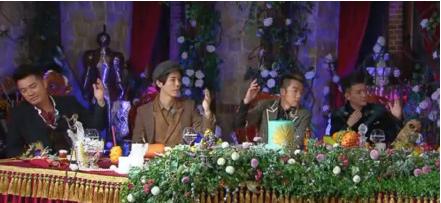 陈赫节目中举手表示单身