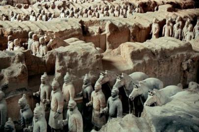 兵马俑:睡了两千多年,竟不知主人是谁了?