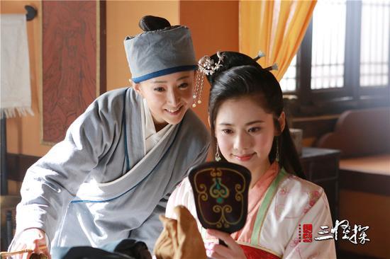 """韦若昭与姐姐获封""""中国好闺蜜"""""""