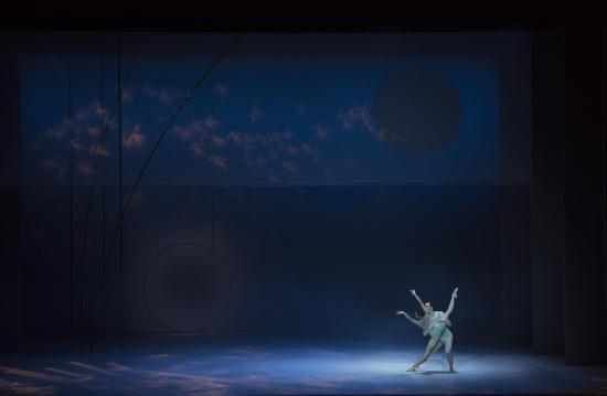演出正文新浪娱乐讯交响芭蕾是芭蕾舞艺术中一朵瑰丽的花朵