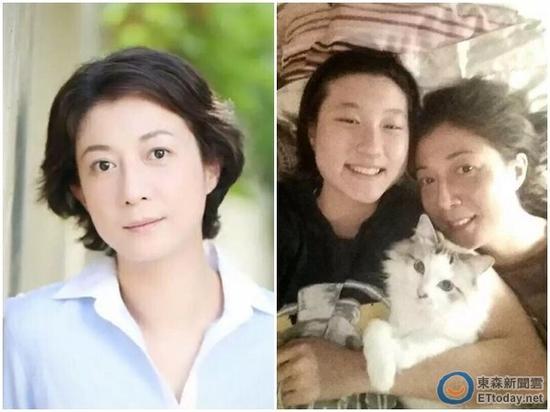 吴绮莉曾因不顾外界反对生下成龙的女儿而引发轩然大波