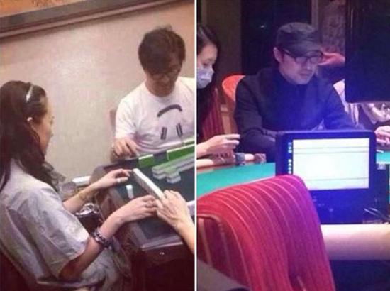 揭秘汪峰章子怡结缘过程 2人曾多次玩麻将