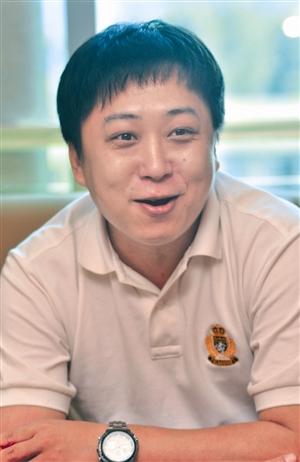《鬼吹灯》作者张牧野(资料图)