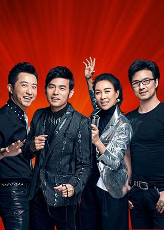 《中国好声音》导师宣传照