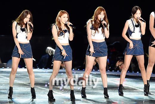韩女团Kara无活动或解散 三成员合约到期