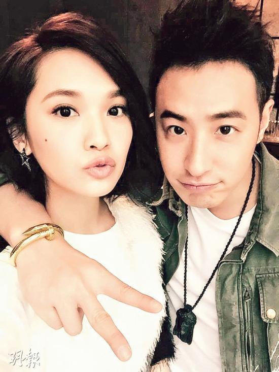 杨丞琳与潘玮柏是粉丝眼中最衬的荧幕情侣。