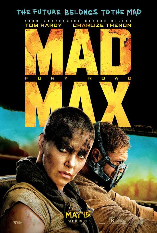 很多人心中的年度爽片《疯狂的麦克斯4》这次奥斯卡势头貌似很好,野路子的胜利