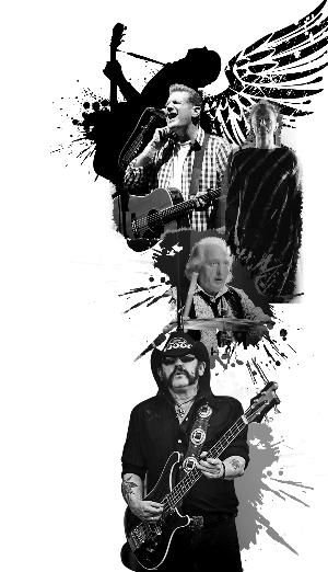摇滚乐黑色一月:大咖接连去世 辉煌已过