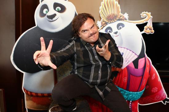 儿童熊猫人脸彩绘图片