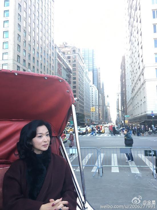 金星身处纽约