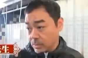 刘青云被当普通市民受访 一脸纠结笑料多