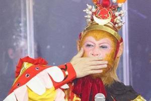 六小龄童:中国文化是联系中华儿女的纽带