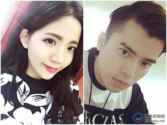 MP阿翔和陳艾琳交往3年。