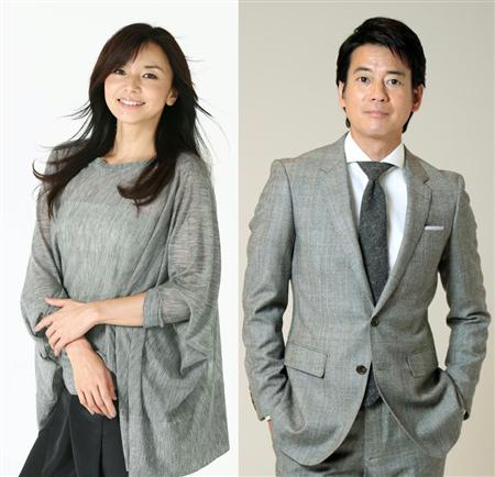 山口智子和丈夫唐泽寿明