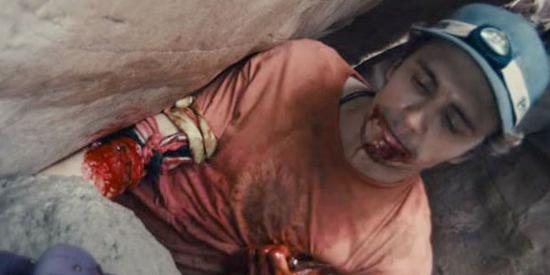 《127小時》的主演詹姆斯·弗蘭科又是之前的電影版小綠魔……