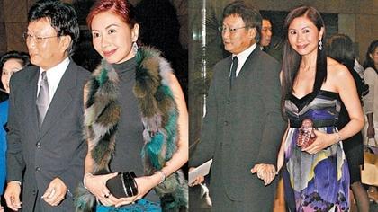 杨宝玲2002年与当时拉斯维加斯凯撒皇宫赌场市场部亚洲区副总裁黄延年结婚,还生了个儿子。