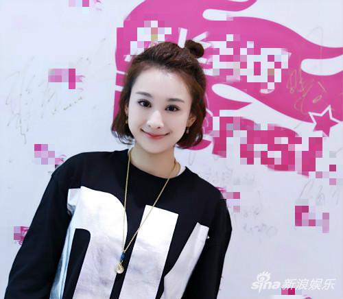 明星全接触 > 正文     新浪娱乐讯 3月7日,穆婷婷[微博]以俏皮丸子头