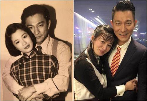 陈小霞与刘德华