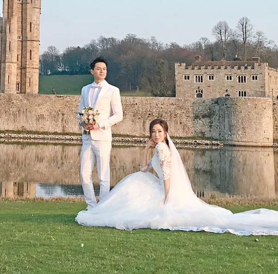 杨怡与罗仲谦去英国秘婚没拥有拥有畅通牒无线。