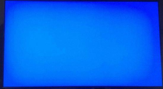 亚视画面突然蓝屏