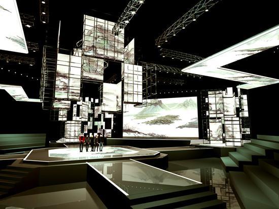 新浪娱乐讯 由中国互联网发展基金会、北京电视台联合举办的4.20互联世界 共享未来中国接入互联网22年主题活动,日前正在紧锣密鼓地筹备中。此次活动不仅邀请到了韩国欧巴黄致列等一众明星前来助阵,更首度采用全景数控魔方技术打造虚拟舞台空间,同时将互联网要素融入服装造型,力图为观众献上前所未有的视听体验。本次活动将于4月20日晚在北京卫视、北京文艺频道黄金时间全球同步播出。   打造概念性全民互动新风尚 韩国欧巴黄致列大玩颠覆   由于互联网主题的全民性、娱乐性、互动性特质,4.
