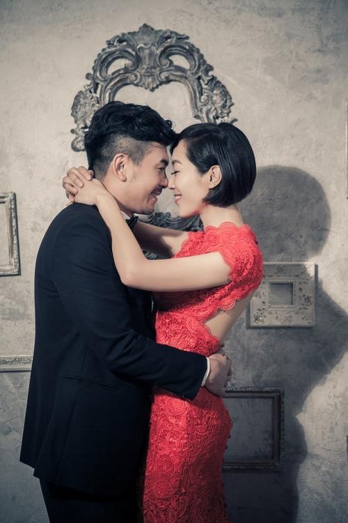 台湾艺人GIGI史丹利举办婚礼