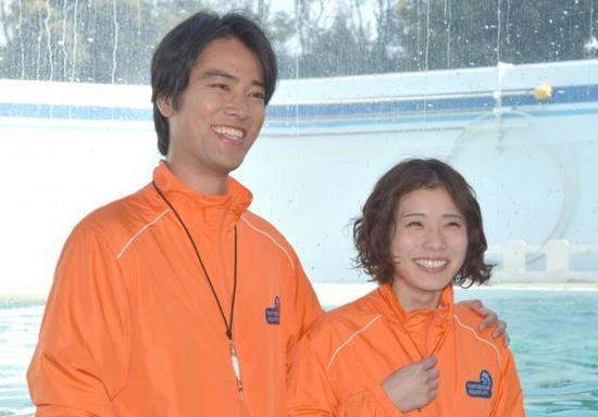桐谷健太《水族馆女孩》首度合作松冈茉优