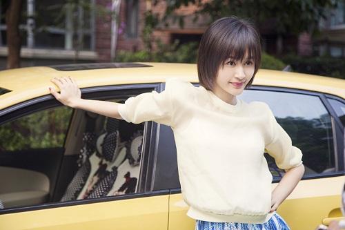 《欢乐颂》王子文升级曲筱绡磨人小妖精图片