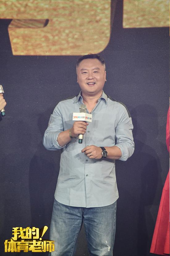 《体育老师》张嘉译王晓晨上演浪漫爱情