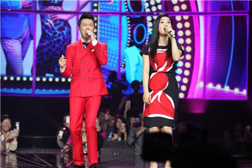 《和你唱》韩红调侃曾毅:挣钱最容易歌手 我想和你唱 凤凰传奇 韩红_新浪娱乐_新浪网
