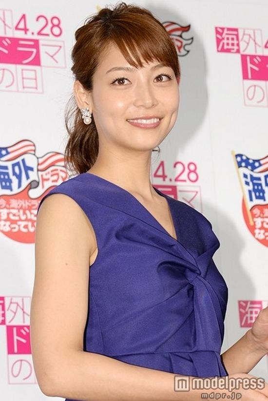 相武纱季宣布结婚 获圈内好友及粉丝祝福