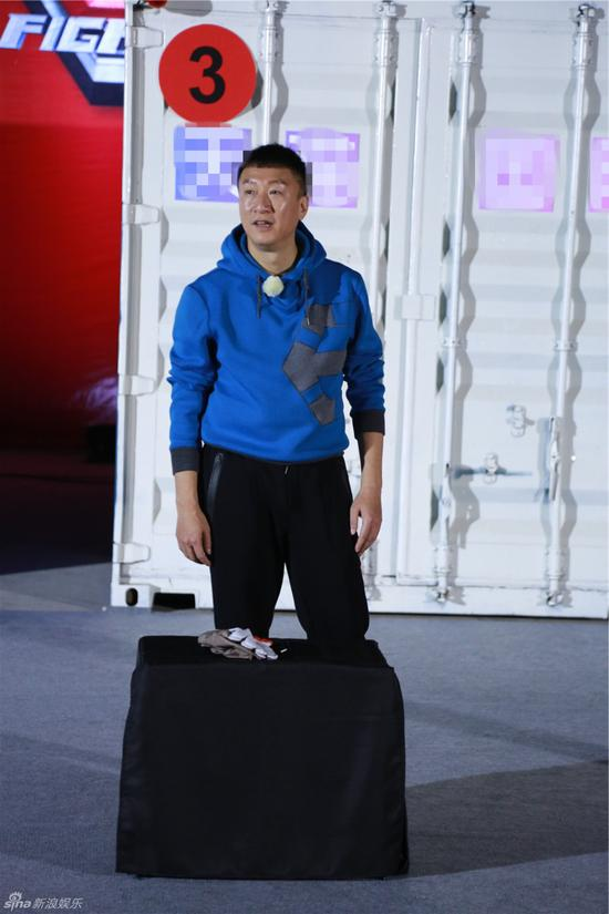 孙红雷:我是演员不是综艺咖 要演好戏