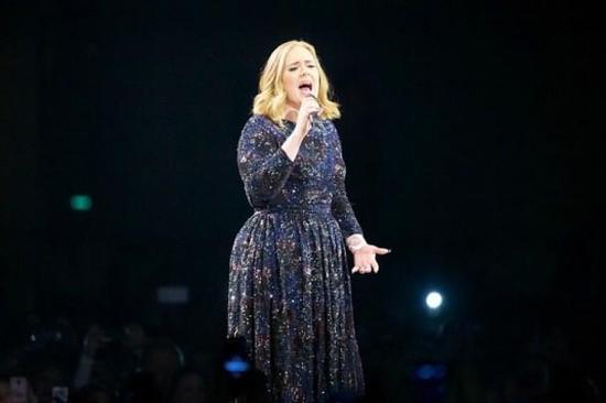 Adele见证同志粉丝求婚 自荐做代孕妈妈