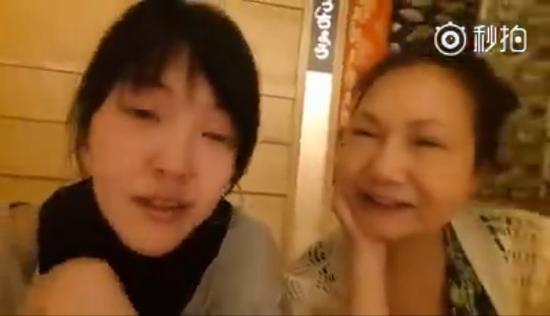 母亲节前夜小S醉酒和妈妈聊天